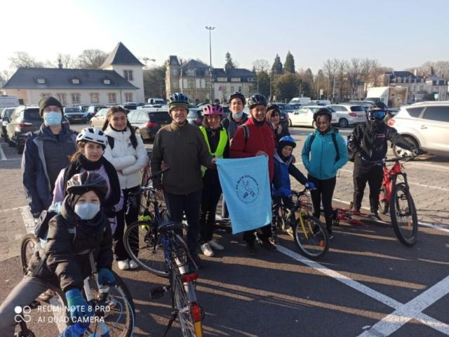 Départ Luxembourg-Ville (Parking Glacis)